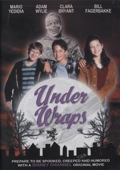 under wrapsa slightly dated still funny and entertaining 1997 disney channel hallmark movie production perfect for halloween i laughed out loud