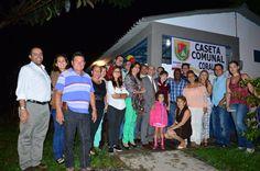 Alcaldía de Pereira entregó obras de adecuación de la caseta comunal de corales