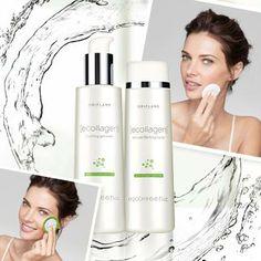 Lagani ,osvežavajući tonik za lepšu kožu sa ANA (alfa-hidroksi kiselinama) koje vrše piling i obnavljaju vašu kožu,sa ekstraktom matičnih ćelija biljaka
