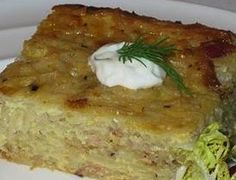 Kugelis, or potato pudding, is a traditional Eastern-European dish. It is considered the national dish of Lithuania, a place of origin...