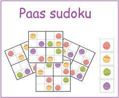 4 Sudoku Pasen digibordonderbouw.nl