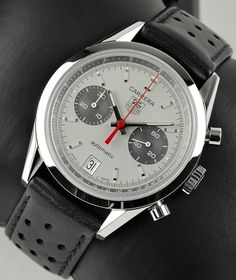 Tag Heuer Carrera Jack Heuer Limited Edition