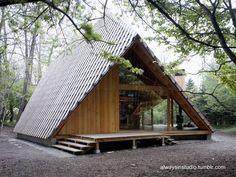 cabanas modernas - Buscar con Google