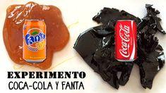 ¿Realmente sabes lo que estás bebiendo cuando tomas Fanta o Coca-cola? Haz este experimento casero para comprobarlo! *** CONSULTA EL CALENDARIO de publicacio...