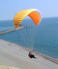 Paragliding - Done