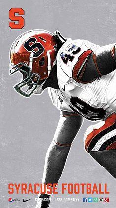 Syracuse Football on Behance