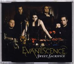 """Sweet Sacrifice"" single 