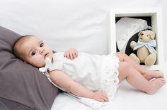 Propuesta moda de Elisa Menuts para la temporada de primavera verano 2013 (esta firma teje de forma artesanal prendas para bebés, niños y niñas) http://cerezasverdes.com/5_elisa-menuts