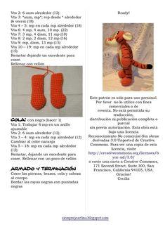 Coleccion de amigurumis a crochet (ganchillo) paso a paso - Step by step amigurumis crochet collection Crochet Amigurumi Free Patterns, Crochet Doll Pattern, Crochet Dolls, Free Crochet, Crochet Pony, Crochet Disney, Hello Kitty Crochet, Crochet Stars, Crochet Animals