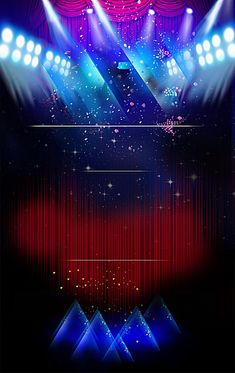 Black stage star poster Church Backgrounds, Green Screen Video Backgrounds, Iphone Background Images, Poster Background Design, Studio Background Images, Black Background Images, Creative Background, Event Poster Template, Event Poster Design