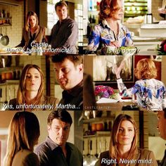 Is He Dead! (From Laughter) haha #Castle #Beckett