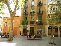 (Image Plaça de la Virreina, Gràcia . Oh-Barcelona via Flickr) Gracia Barcelona,  a neighbourhood proud of its heritage and traditions and also home to an alternative spirit and culture. http://www.justaplatform.com/gracia-barcelona/