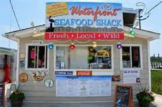Waterfront Seafood Shack In Calabash Nc It Doesn T Get Fresher