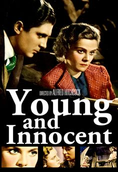 Alfred Hitchcock (1937) Young and Innocent {The Girl Was Young} | M184