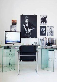 pictures office desk decoration ideas