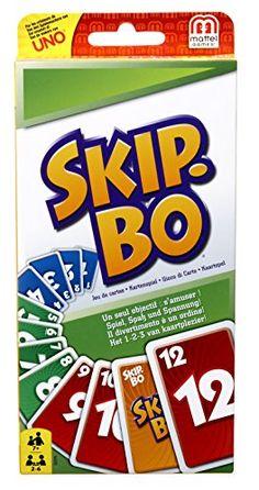 Mattel 52370-0 - Skip-Bo, Kartenspiel Mattel http://www.amazon.de/dp/B00006YYY5/ref=cm_sw_r_pi_dp_KAHbxb0C057QB