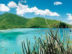 L'île Saint John de l'archipel des Îles Vierges (#États-Unis)