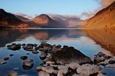 Wast Water, Lake District, Cumbria, UK