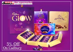 Enjoy :) with Best Offer 5% off on Tasty #Cadbury celebrations Packs with #NeedsTheSupermarket :) - Online #Grocery #Shopping Store in Delhi NCR