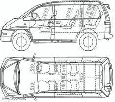 Mitsubishi Delica L300 Workshop Repair Manual PDF