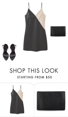 """""""Untitled #14310"""" by explorer-14576312872 ❤ liked on Polyvore featuring MANGO, Givenchy and Zara"""
