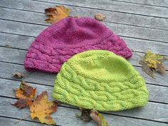 Love these #knit #hats #patterns