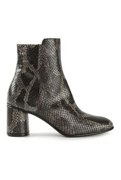 Snakeskin is the new neutral.