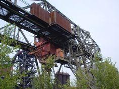 Landschaftspark Duisburg-Nord   Duisburg   NRW   2003