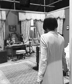 "•theladydockers • •""Bye, bye bedroom"" #LastDaysOfDownton"