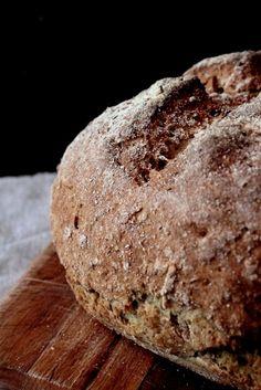 rustykalna kuchnia - cooking at home: Chleb na maślance ( Irish soda bread )