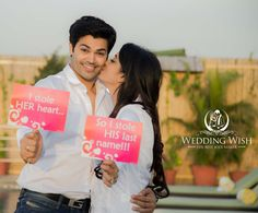 #Romance is the glamour which turns the dust of everyday life into a golden haze. #PunjabiMatrimonialServices Wedding Wish Pvt. Ltd.