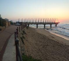 Sunrise - Umhlanga Rocks ... Sunrise, Rocks, African, Beach, Water, Outdoor, Gripe Water, Outdoors, The Beach