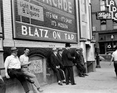 BLATZ BEER  -  BUTTE, MONTANA 1939