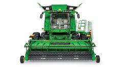 Grain Harvesting   BP15 Belt Pickup Platform Header   John Deere US