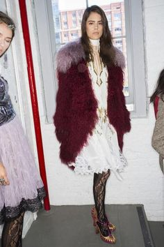 See every look of Rodarte's Spring 2016 collection