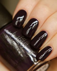 OPI Nordic Collection (release Fall/Winter 2014) - VIKING IN A VINTER VONDERLAND <3