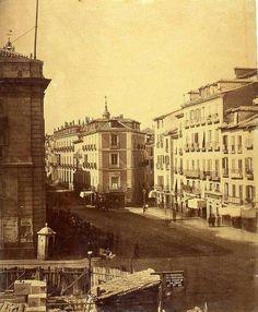 Sol en 1860. Antes d