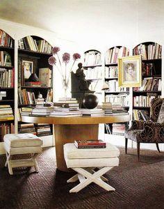La Maison Boheme: Brilliant Bookcases