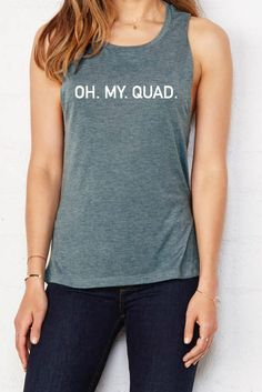 Fitness inspiration pictures woman shirts ideas for 2019 Gym Tank Tops, Workout Tank Tops, Gym Humor, Workout Humor, Workout Gear, Funny Yoga Pictures, Funny Workout Shirts, Funny Shirts Women, Fitness Motivation Pictures