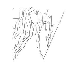 Selfie, Art, Kunst, Art Education, Artworks