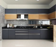 Modern Kitchen Designs Photo Gallery Kitchen Design Ideas For Today's Homes Modern Kitchen Designs Photo Gallery. Taking a page from clothing fashions, kitchen designs come and go with the pa… Kitchen Cupboard Designs, Kitchen Designs Photos, Kitchen Room Design, Modern Kitchen Design, Home Decor Kitchen, Interior Design Kitchen, Home Kitchens, Kitchen Trolley Design, L Shape Kitchen