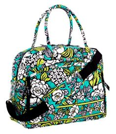 Vera Bradley Metropolitan  - repinned from MariannaCyrilq8.  I need more of these bags!!