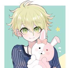 New Danganronpa V3, Danganronpa Characters, Avocado Man, Rantaro Amami, Cute Anime Pics, Video Game Art, Otaku Anime, Fan Art, Memes