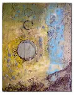 nancy donaldson - encaustic