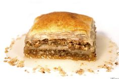 Bahlava http://www.receptmuves.hu/2011/09/bahlava.html #bahlava #greekfood #tradicional