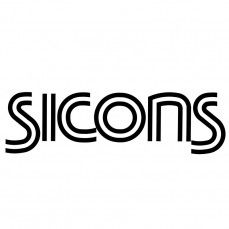 New #logo #sicons #Sicons made in 1990