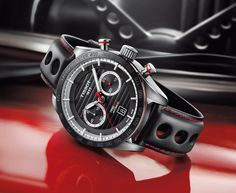 The cool new Tissot PRS 516 chilling in/on the hood – All Pictures Sport Watches, Cool Watches, Watches For Men, Men's Watches, Tissot Prs 516, Cool Mens Bracelets, Spring Watch, Automatic Watch, Casio Watch