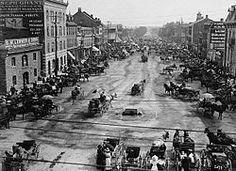 ByWard Market - Ottawa 1911