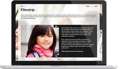 E-learning concept on Behance