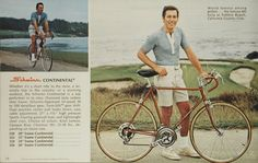 Schwinn Continental <--- They don't even show the girls bike model that I have lol!
